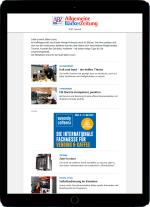 ABZ-Newsletter Spezial